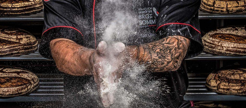 Bäcker als Beruf mit Leidenschaft