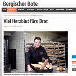 Bericht Bergischer Bote